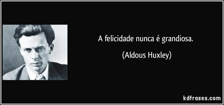 Uma Conversa Entre Kundera E Huxley Sobre Felicidade Sobre Livros